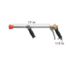 Medium Range Spray Gun (17″ Barrel)