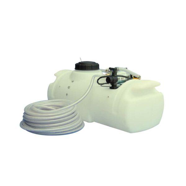 25 Gallon portable disinfectant sprayer