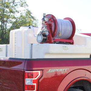 400 Gallon Space Saver Sprayer - 5.3 GPM - 90 PSI