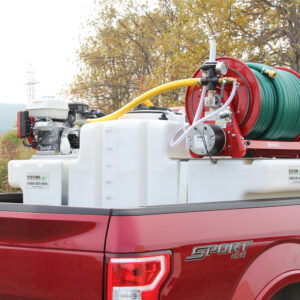 200 Gallon Space Saver Sprayer - 29 GPM - 290 PSI