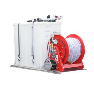 50 Gallon Skid Plate Sprayer - 1.8 GPM - 100 PSI