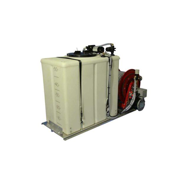 50 Gallon Skid Plate Disinfectant Sprayer