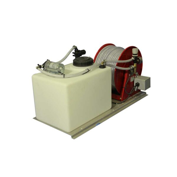 15 Gallon Skid Plate Disinfectant Sprayer