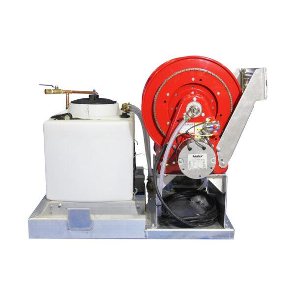 25 Gallon Sprayer - 3.5 GPM - 275 PSI